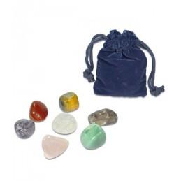 Conjunto Pedras - Chakras