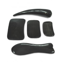 Set Massajador Gua Sha