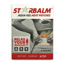 Star Balm Hot - Emplastros