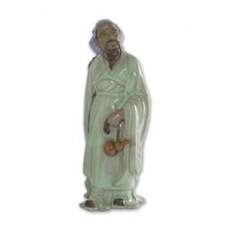 Escultura em Porcelana Hua Tuo