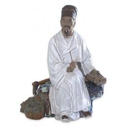 Escultura em Porcelana Li...